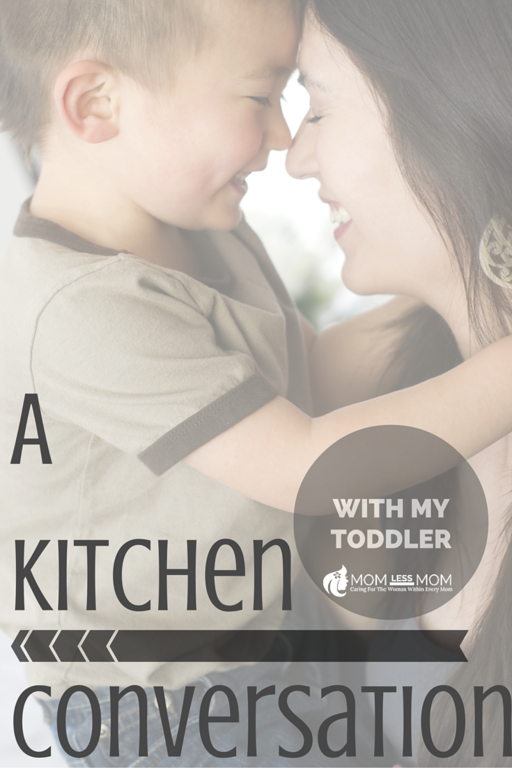 Conversations I used to have with my son during his toddler days