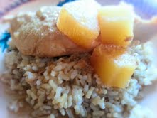 Tropical Crockpot chicken recipe
