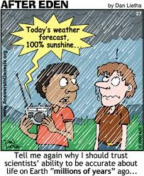 This is exactly like Indian weather reporting!