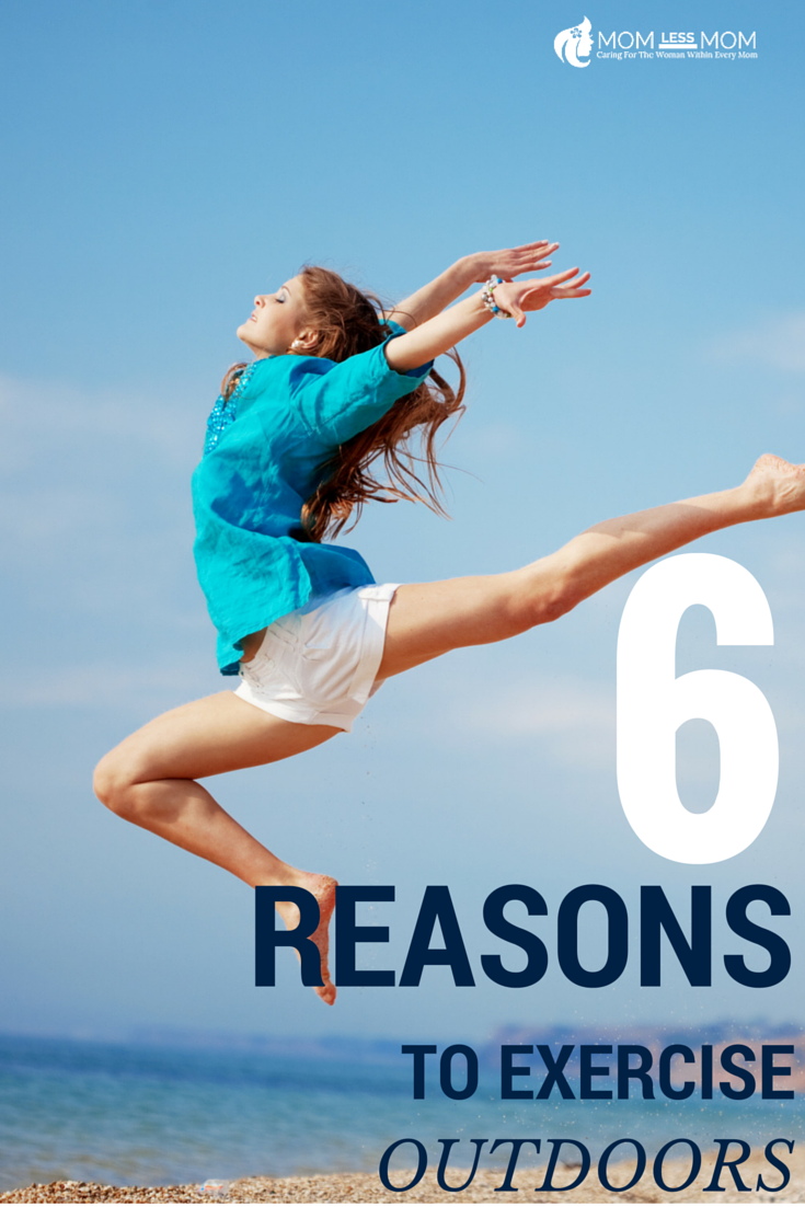 6 Reasons for Exercising outdoors