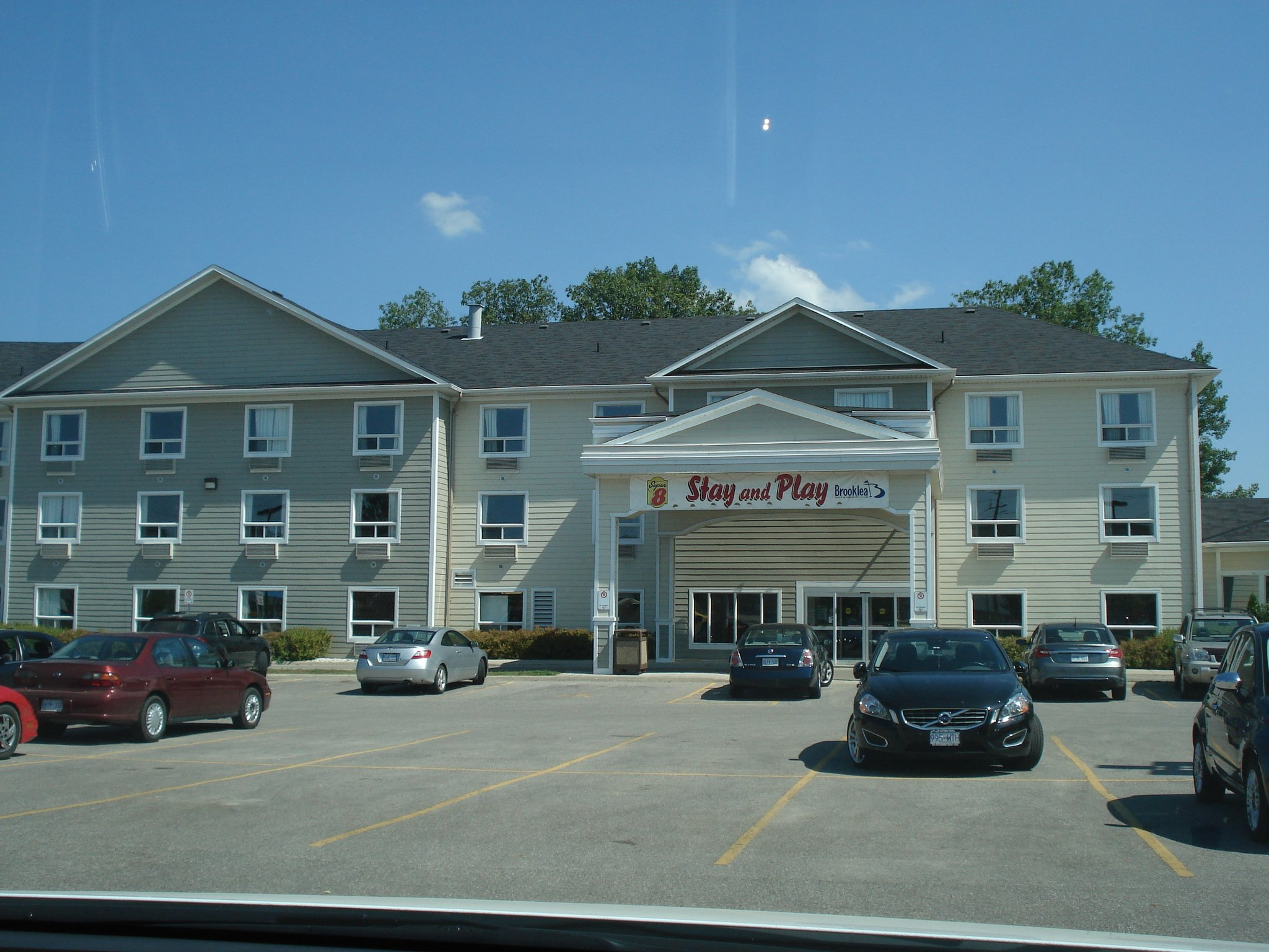 Super8 Hotel Review