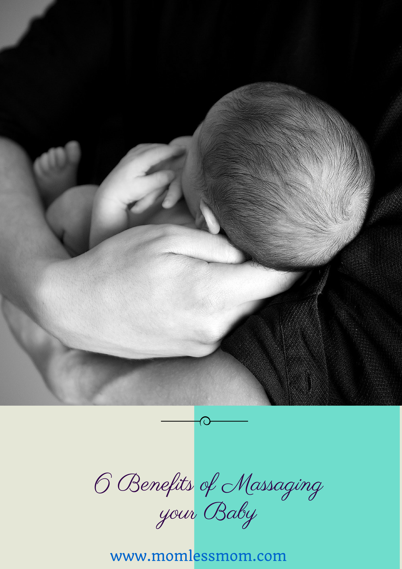6 Benefits of Massaging your Baby