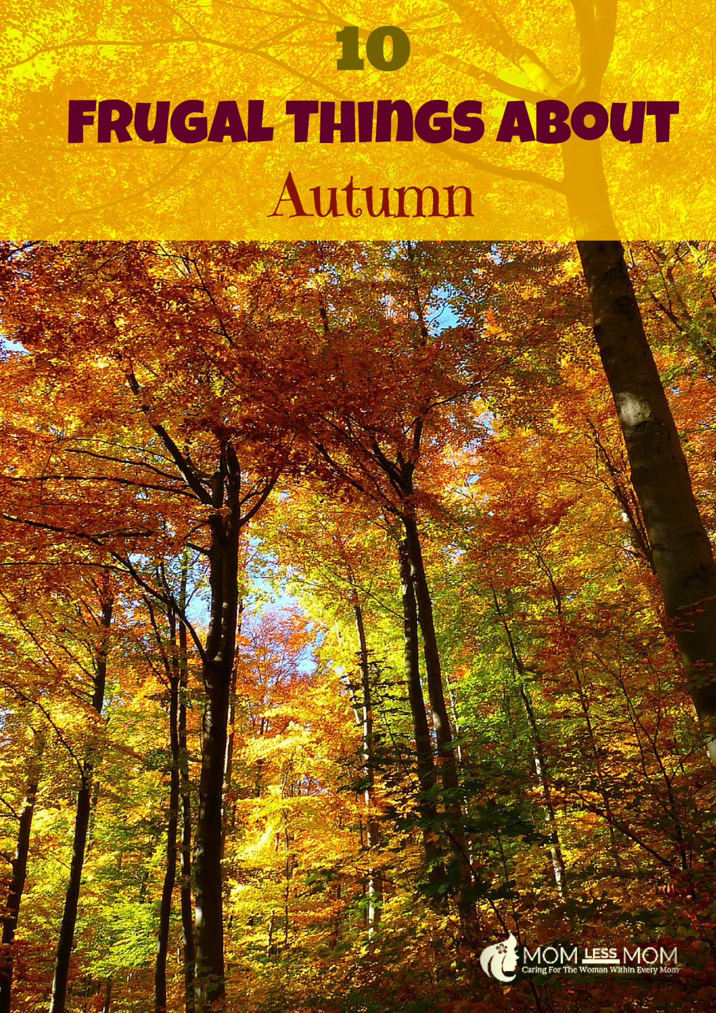 10 Frugal Things about Autumn