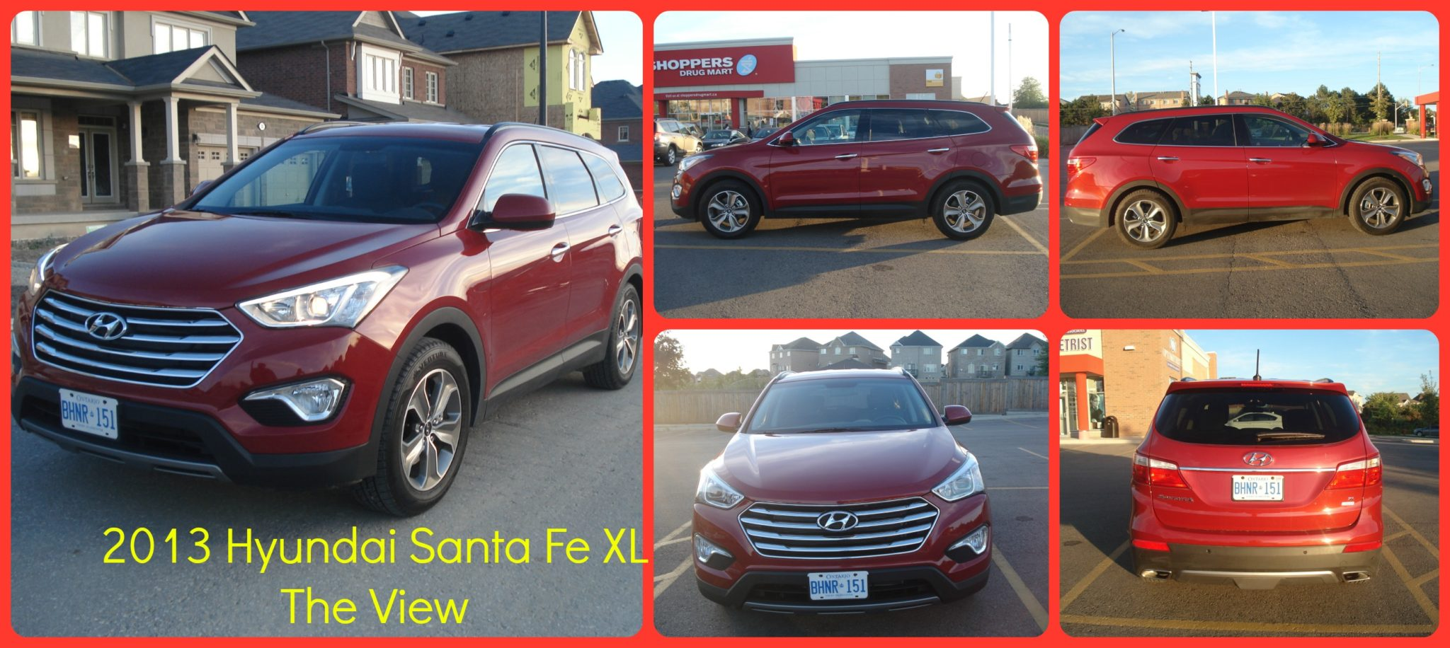 2013 Hyundai Santa Fe XL review