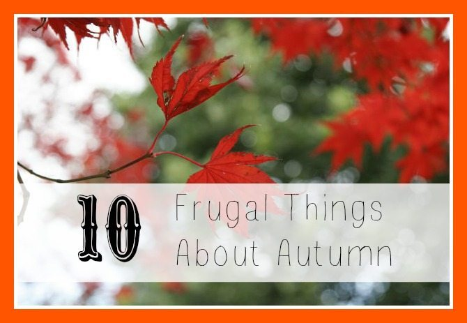 Frugal things to do in Fall