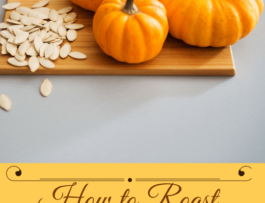 Roast Pumpkin Seeds Oven Recipe