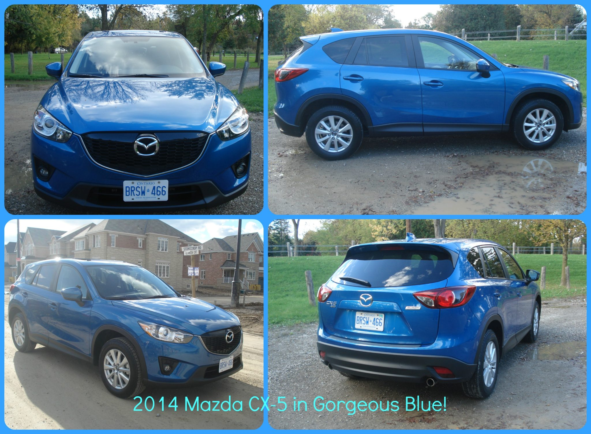 2014 Mazda CX-5 Review