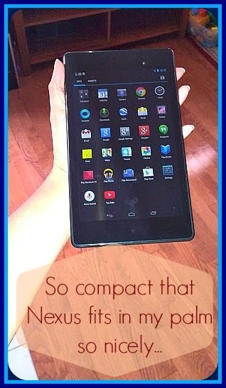 Google Nexus 7- review
