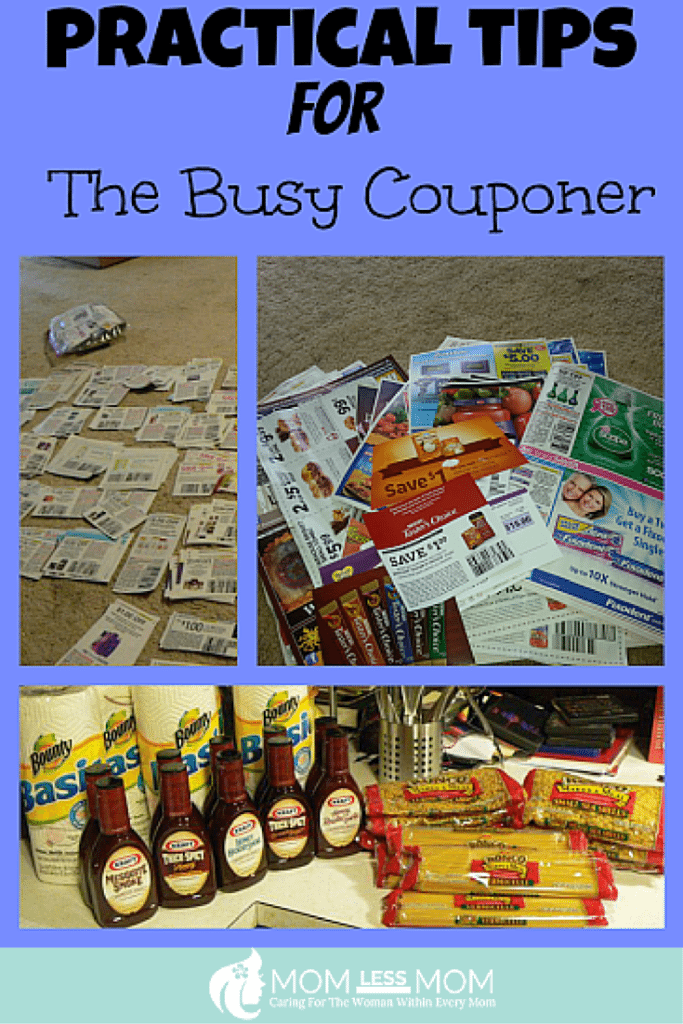 Practical tips for Couponers