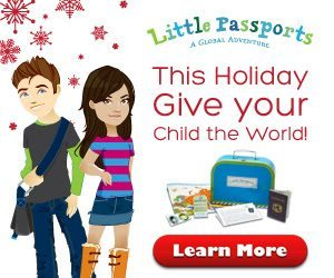 Little Passports Holiday Sale