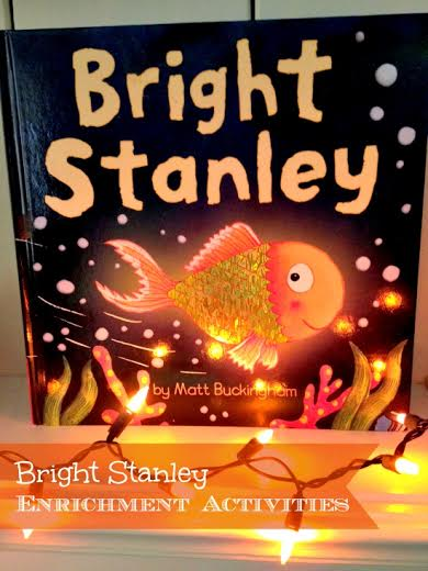 Bright Stanley Enrichment Activities- Cool reading games for your kids to make reading activities for them more fun