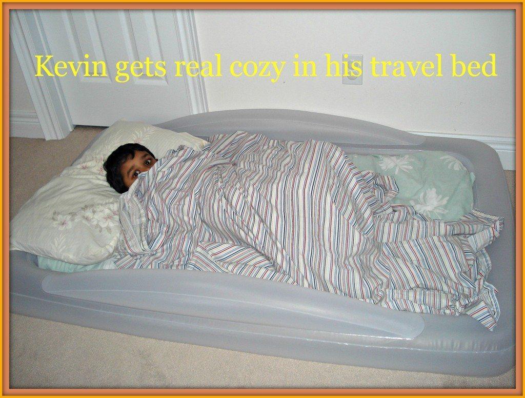 Toddler Sleeps