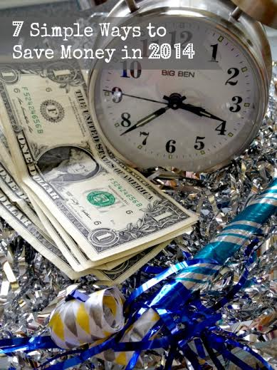 7 Ways to Save Money in The New Year