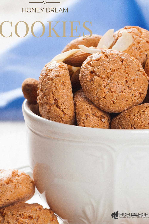 Honey Dream Cookies Recipe