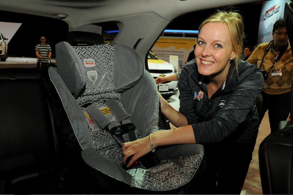 Chevrolet Safe & Sure Car Seat Installation Workshop Program
