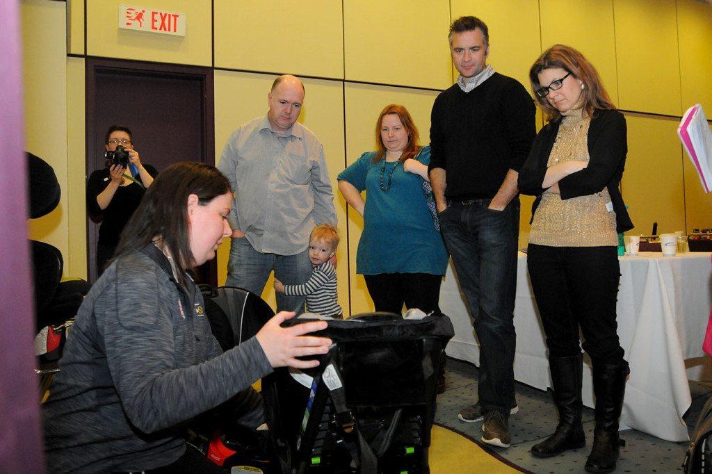 Chevrolet Safe & Sure Car Seat Installation Workshop Program