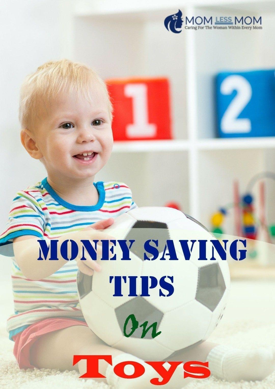 Money Saving Tips for Toys