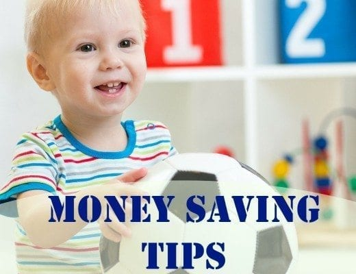 Money Saving Tips for Toys