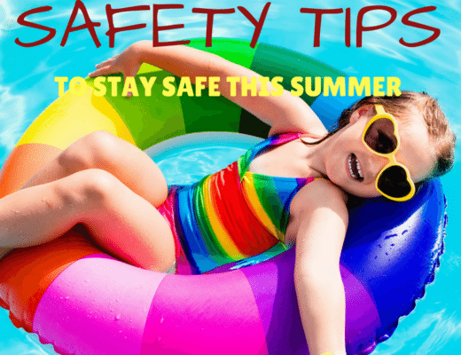 6 Swimming Pool Safety Tips for Kids