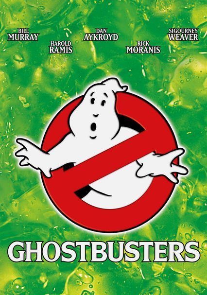 Netflix #TBT Ghostbusters