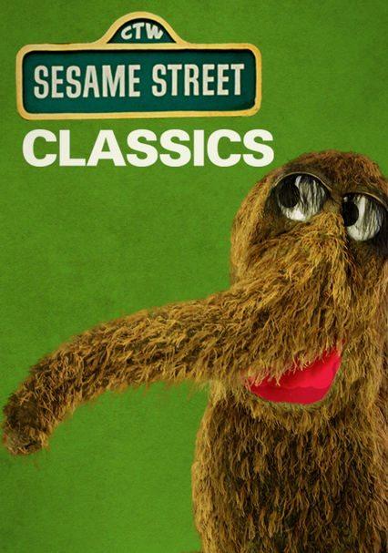 Netflix Canada #TBT Sesame Street:Classics