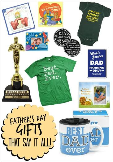 Fathers Day gift ideas- Round Up