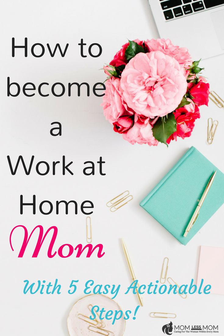 Tips for Work at home Moms