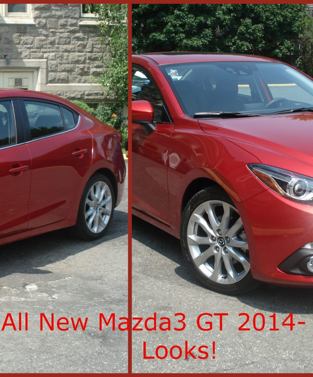 Mazda3 GT 2014- Review