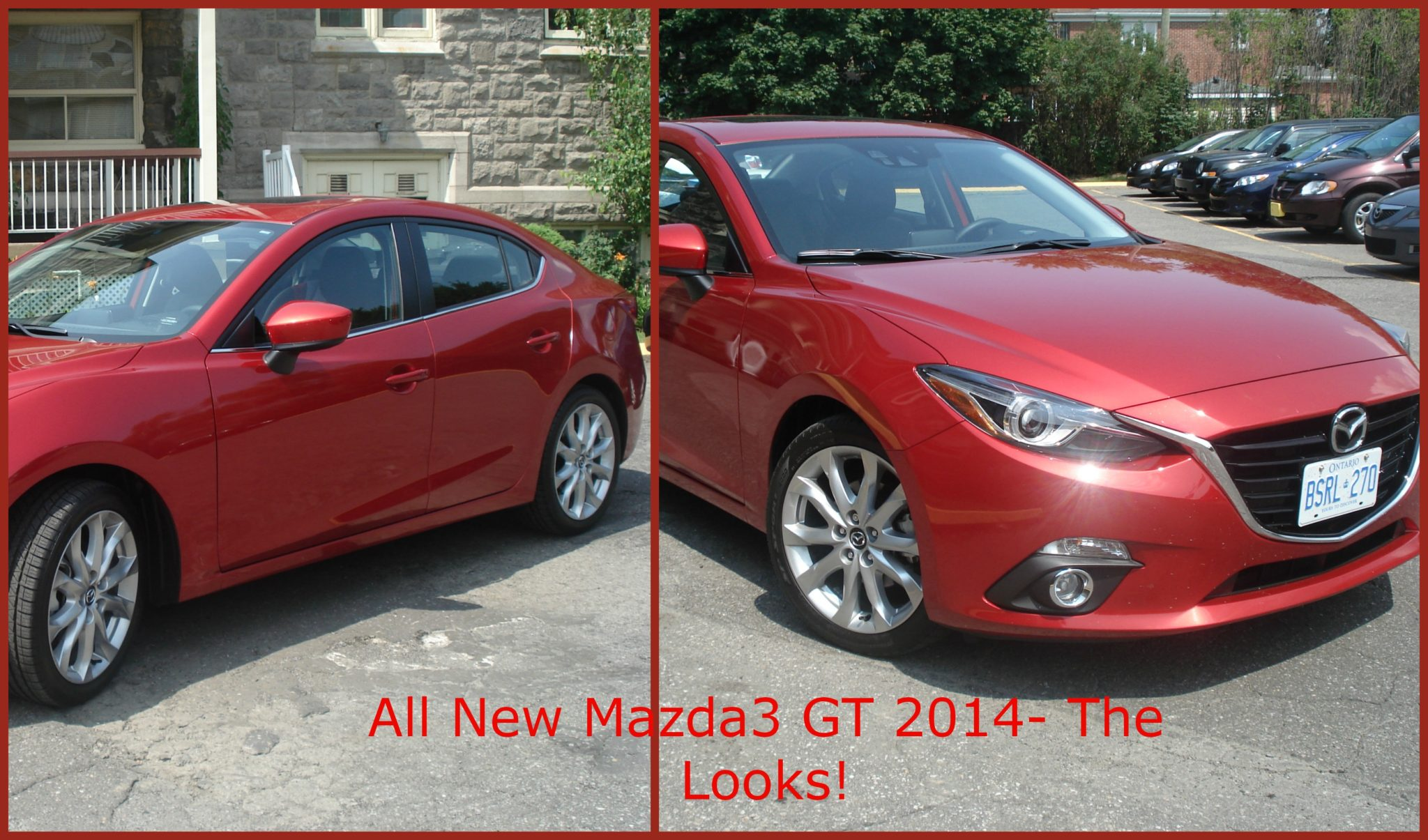 Mazda3 GT 2014- Review