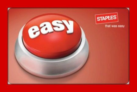 Back to School Shopping fun with Staples