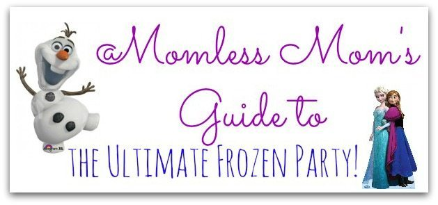 Frozen Themed Party Ideas