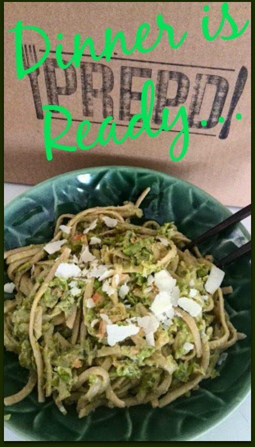 Healthy Dinner Idea from Prepd