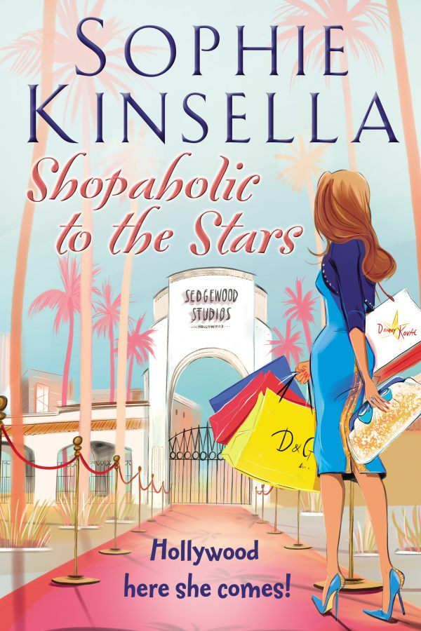 Shopoholic to the Stars by Sophie Kinsella