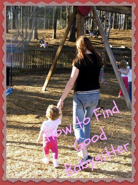 How to Find Good Babysitter