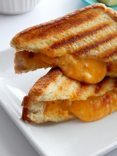 Best Grilled Cheese Recipe Ever!