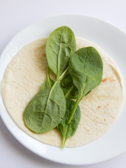 Avacado Egg Wrap Breakfast Recipe