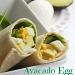 Avacado Egg Wraps Recipe
