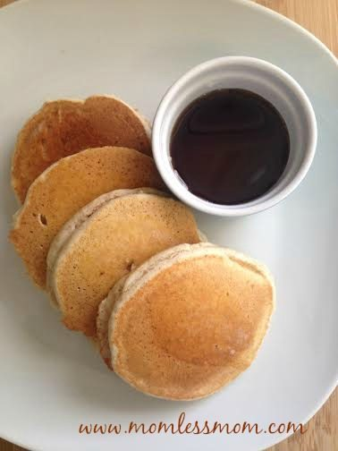 Simple Homemade Pancake Recipe