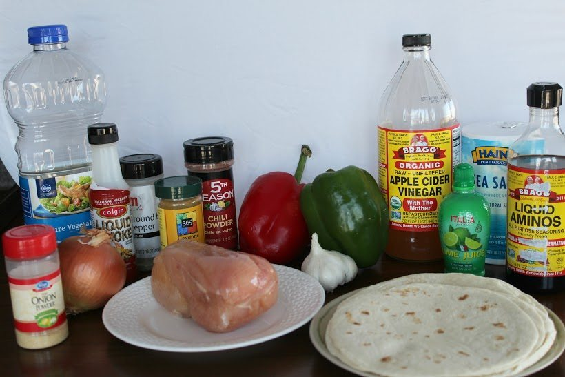 Easy Chicken Fajita Recipe for your Weeknight!