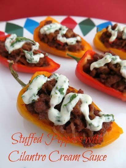 Easy Stuffed Peppers Recipe