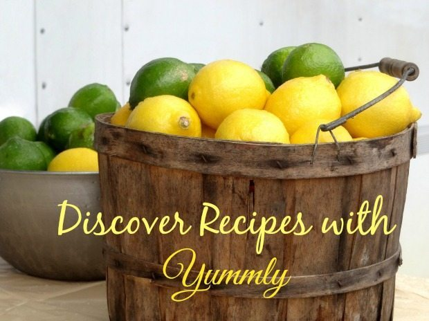 Discover Recipes with Yummly