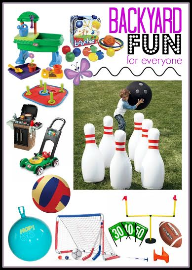 Ten Best Outdoor Play Toys for Kids