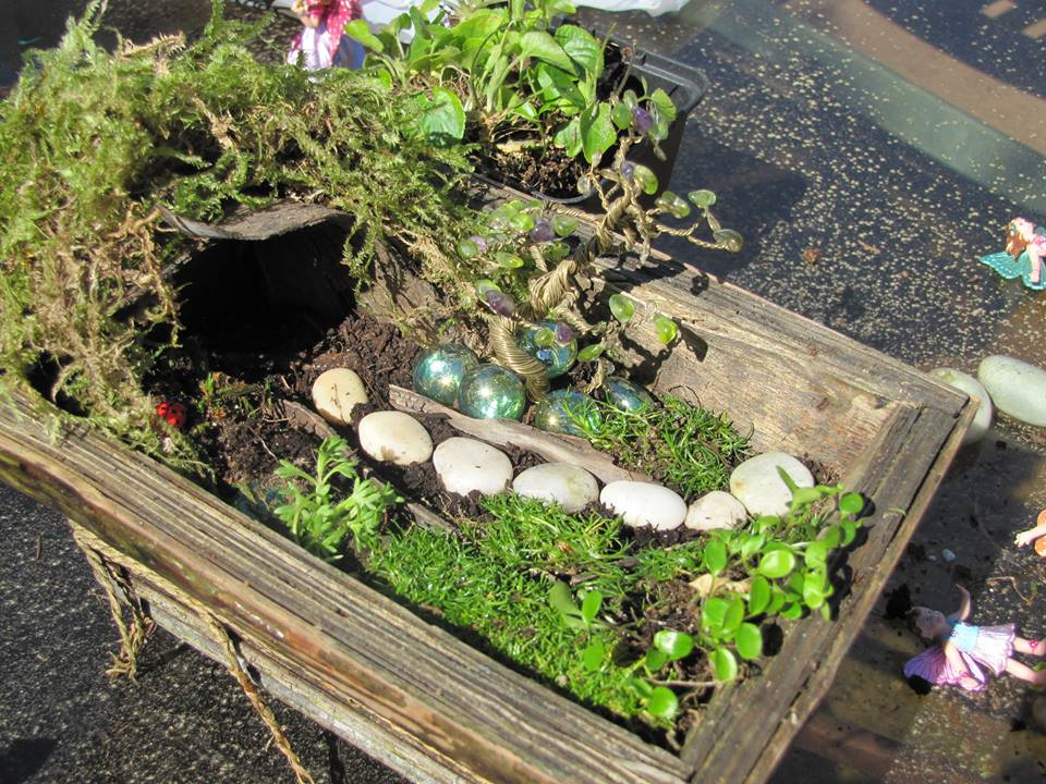 How to Make Fairy Garden
