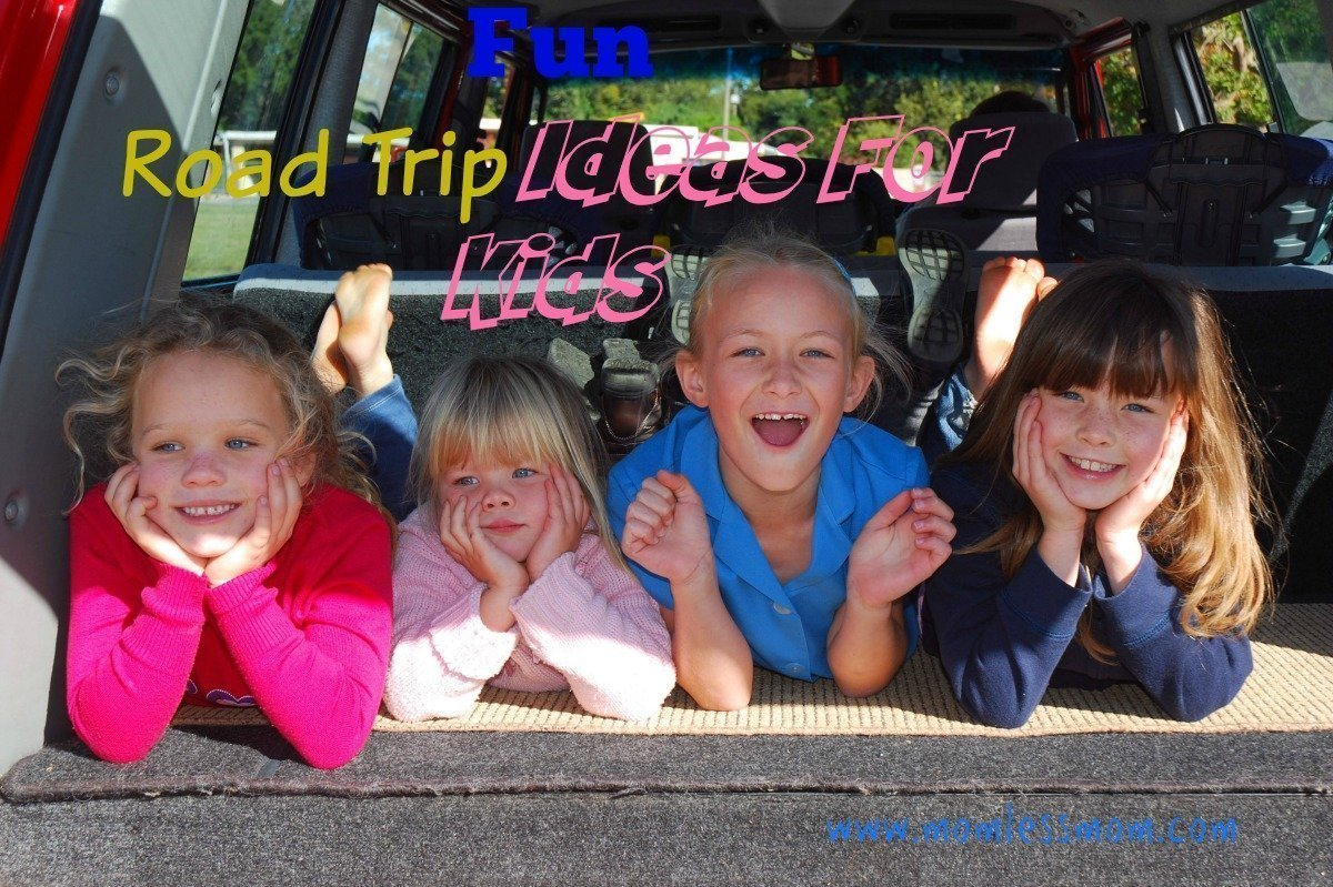 Fun Road Trip Ideas For Kids