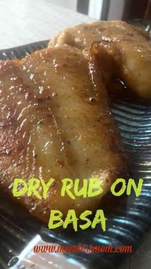 Famous Salmon Rub- Best Dry Rub for Fish