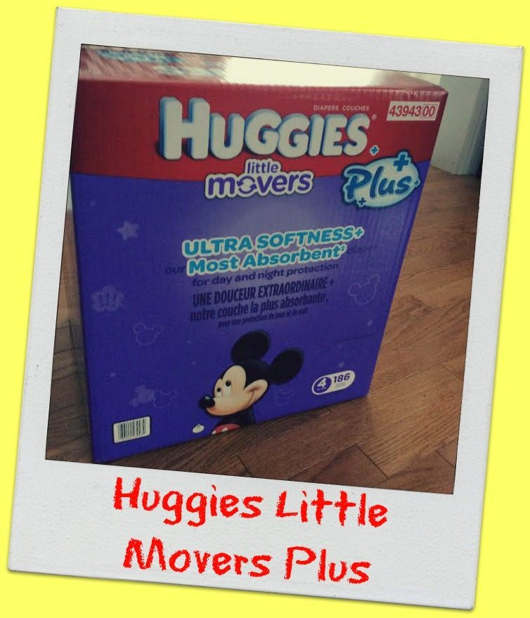 Huggies Little Movers Plus