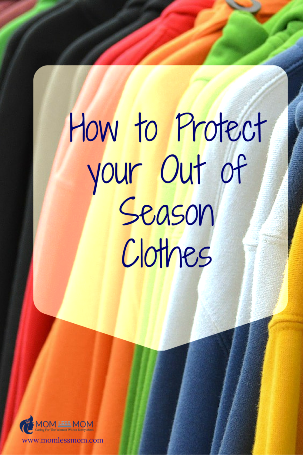 Protect your Out of Season Clothes in 3 Steps