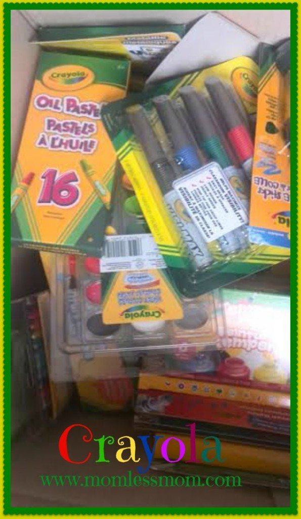 Go Back to School in Style with Crayola