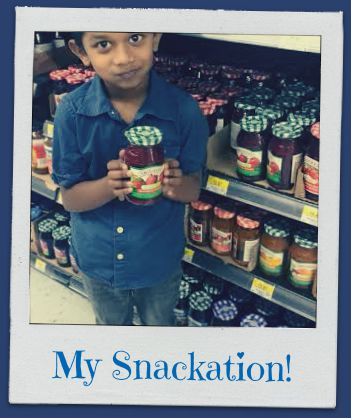 Snack your Way with Walmart