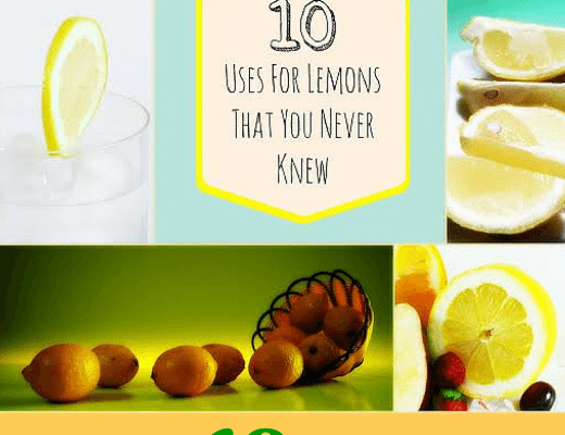 10 Uncommon Uses of Lemon Juice